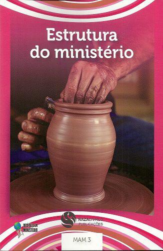 DEM Mulheres 3 - Estrutura do ministério