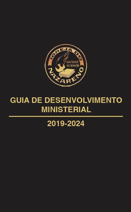 Guia de Desenvolvimento Ministerial - 2019 - 2024