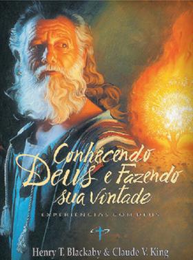 Kit Conhecendo Deus E Fazendo a sua Vontade – Aluno