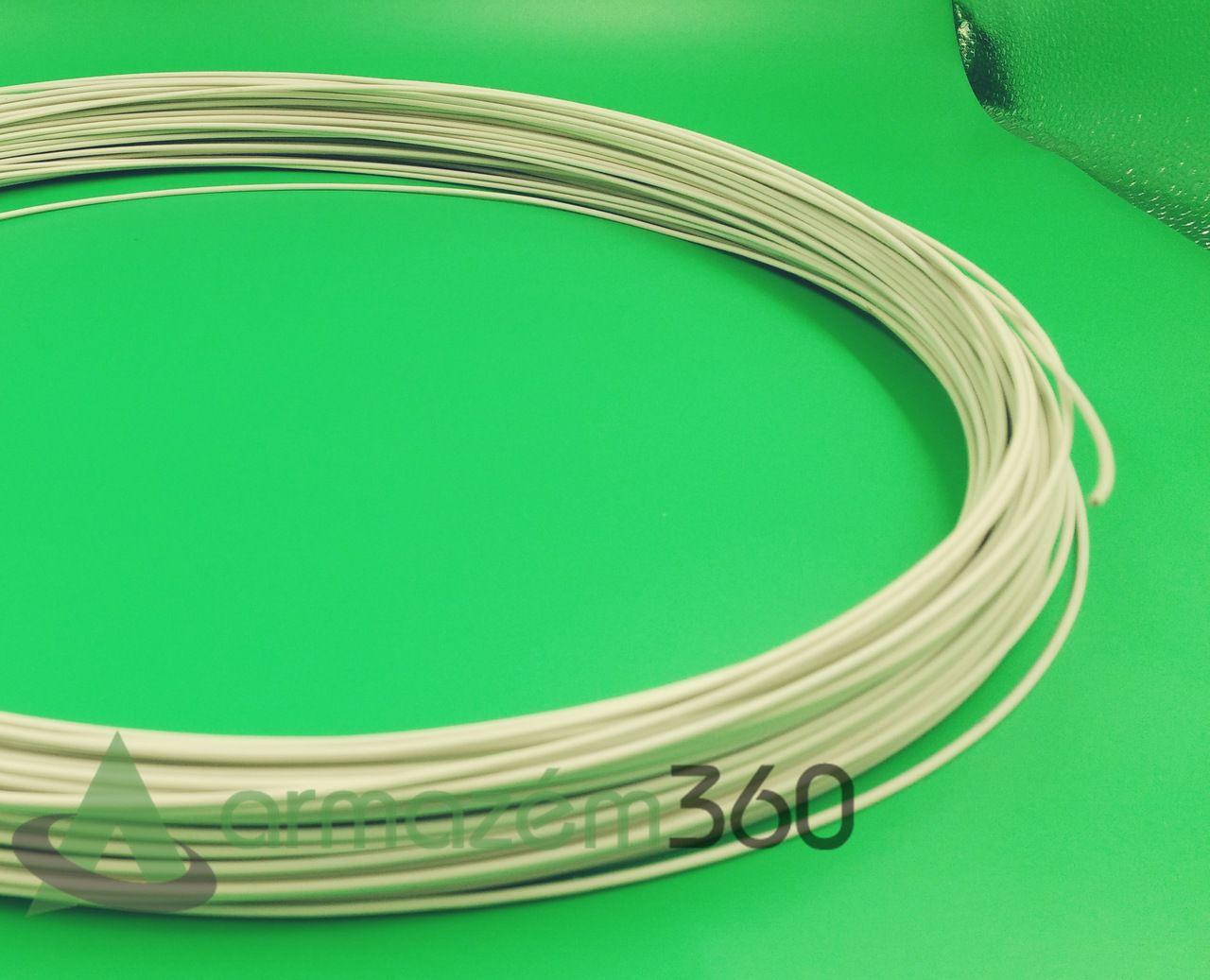 Arame Galvanizado Revestido PVC 18