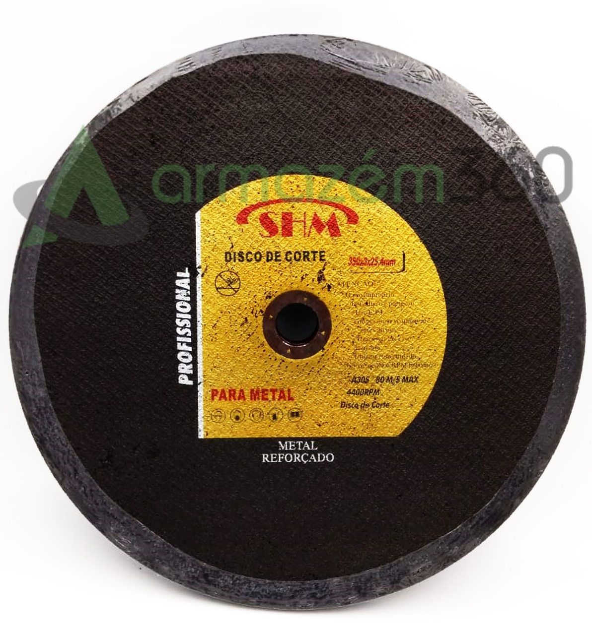 DISCO DE CORTE 14 350X3X25,4mm