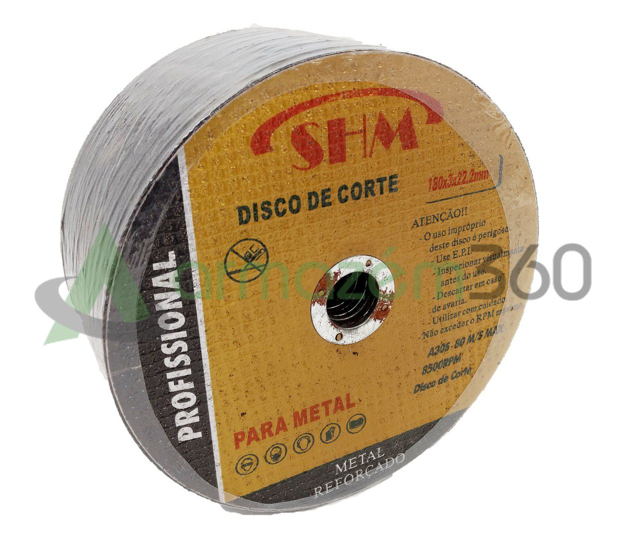 DISCO DE CORTE 7 X 3,00MM X 22,2MM