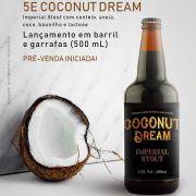 Cerveja 5 Elementos Coconut Dream 500 ml