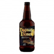 Cerveja 5 Elementos e Dogma Dogmatic Element 2020 500 ml