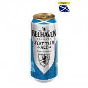 Cerveja Belhaven Scottish Ale Lata 440 ml