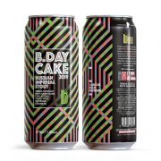 Cerveja Bold Brewing Birthday Cake 2019 Lata 473 ml