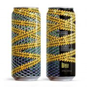 Cerveja Bold Brewing Censored Sour Lata 473 ml