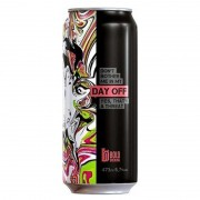 Cerveja Bold Brewing Day Off NE IPA Lata 473 ml