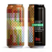 Cerveja Bold Brewing Step Back Double Ipa Lata 473 ml