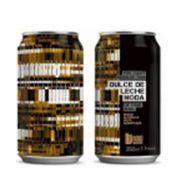 Cerveja Bold Dulce de Leche Noda lata 350 ml