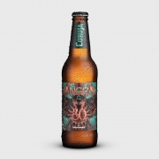 Cerveja Coruja Angra IPA Long Neck 355 ml
