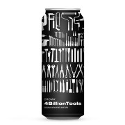Cerveja Croma 4Billion Tools Double NEIPA Lata 473ml