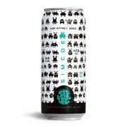 Cerveja Satélite Hop Attack Simcoe Lata 473 ml