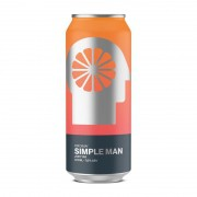 Cerveja Croma Simple Man Juicy Ipa Lata 473 ml