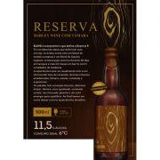 Cerveja Dama Bier Reserva 9 Barley Wine 500 ml