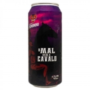 Cerveja Demonho Mal Vem a Cavalo Lata 473 ml