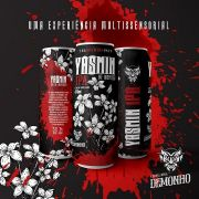 Cerveja Demonho Yasmin NEIPA Lata 473 ml