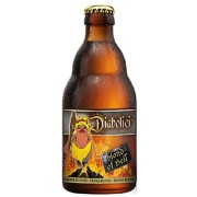 Cerveja Diabolici Blond Of Hell 330 ml