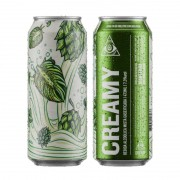 Cerveja Dogma Creamy Ipa com Lactose Lata 473 ml