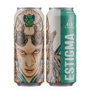 Cerveja Dogma Estigma Lata 473 ml