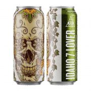 Cerveja Dogma Idaho 7 Lover Double Ipa Lata 473 ml