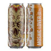 Cerveja Dogma Mosaic Lover Lata 473 ml