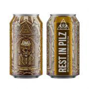 Cerveja Dogma Rest In Pilz Lata 350 ml