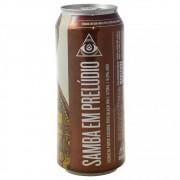 Cerveja Dogma Samba em Preludio Lata 473 ml