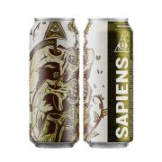 Cerveja Dogma Sapiens Lata 473 ml