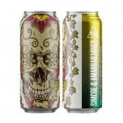 Cerveja Dogma Simcoe e Amarillo Lover Lata 473 ml