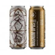 Cerveja Dogma TDH Magnum Opus Double Ipa Lata 473 ml