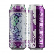 Cerveja Dogma The Hop Is In The Head II Double Ipa Lata 473 ml