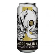 Cerveja Doktor Brau Adrenaline Double New England Ipa Lata 473 ml