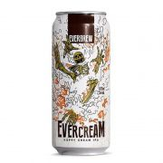 Cerveja Everbrew Evercream Lata 473 ml