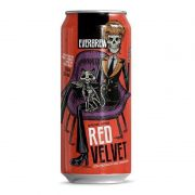 Cerveja Everbrew Red Velvet Lata 473 ml