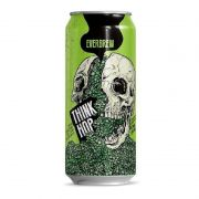 Cerveja Everbrew Think Hop Lata 473 ml