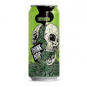 Cerveja Everbrew Think Hop Lata 473 ml