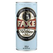 Cerveja Faxe Witbier Lata 1000 ml