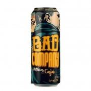 Cerveja Heroica Bad Company Witbier com Cajá Lata 473 ml