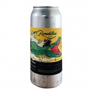 Cerveja Ruradélica Crocodilo Double Ipa Lata 473 ml