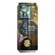 Cerveja Satélite Space Machine Juicy Ipa Lata 473 ml