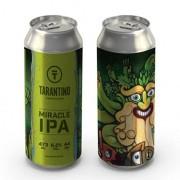 Cerveja Tarantino Miracle Ipa Lata 473 ml