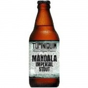 Cerveja Tupiniquim Mandala Imperial Stout 310 ml