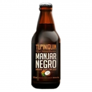 Cerveja Tupiniquim Manjar Negro 310 ml