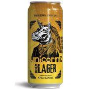 Cerveja Unicorn Lager Lata 473 ml