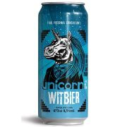 Cerveja Unicorn Witbier Lata 473 ml