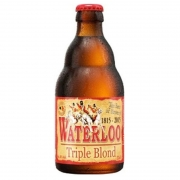 Cerveja Waterloo Triple Blond 330 ml