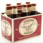 Kit 1 Pack com 6 Cervejas Anchor Liberty Ale 355 ml