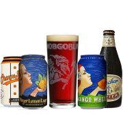 Kit Anchor contendo 4 Cervejas com Copo Hobgoblin Gratuito