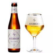 Kit Averbode contendo 1 Cerveja e Taça